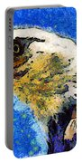 Van Gogh.s American Eagle Under A Starry Night . 40d6715 Portable Battery Charger