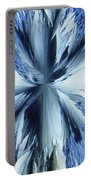Vanillin Crystals Portable Battery Charger