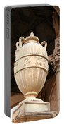 Vase - Palace Of Fine Art - San Francisco Portable Battery Charger