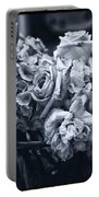 Vase Of Flowers 2 Portable Battery Charger