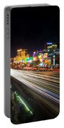Vegas Light Trails Portable Battery Charger