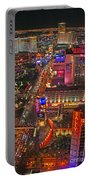 Vegas Strip Portable Battery Charger