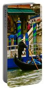 Venetian Colors Portable Battery Charger