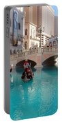 Venetian Lagoon Las Vegas Portable Battery Charger