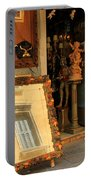 Venice Antique Shop Portable Battery Charger
