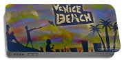 Venice Beach Life Portable Battery Charger