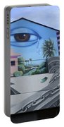 Venice Beach Wall Art 3 Portable Battery Charger