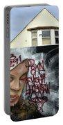 Venice Beach Wall Art 5 Portable Battery Charger