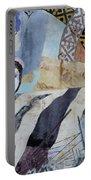 Venice Beach Wall Art 6 Portable Battery Charger