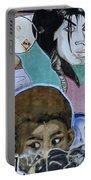 Venice Beach Wall Art 7 Portable Battery Charger