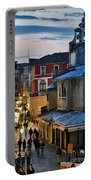 Venice From Ponte Di Rialto Portable Battery Charger