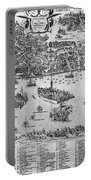 Venice: Map, C1566 Portable Battery Charger