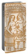 Venus, Roman Goddess Of Love Portable Battery Charger by Science Source