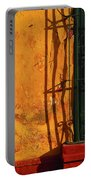 Verde Jaula Portable Battery Charger by Skip Hunt