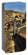 Verde Valley Railway Portable Battery Charger