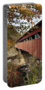 Vermont Covered Bridge Portable Battery Charger