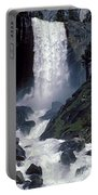 Vernal Falls Spring Flow Portable Battery Charger