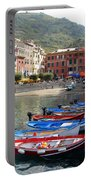 Vernazza's Harbor Portable Battery Charger