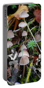 Very Tull Mushrooms Portable Battery Charger
