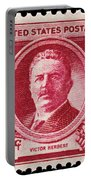 Victor Herbert Postage Stamp Portable Battery Charger