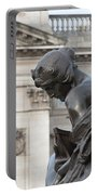 Victoria Memorial Fountain Portable Battery Charger