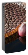 Victoria Amazonica Giant Water Lily Portable Battery Charger