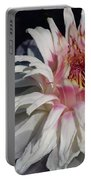 Victoria Water Lily Portable Battery Charger