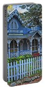 Victorian Home Marthas Vineyard Portable Battery Charger