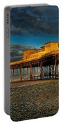 Victorian Pier Portable Battery Charger by Adrian Evans