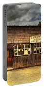Victorian Shop Portable Battery Charger by Adrian Evans