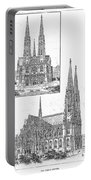 Vienna: Votive Church Portable Battery Charger