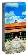 Vietnamese Buddhist Temple Portable Battery Charger