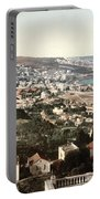 View From Mustapha - Algiers Algeria Portable Battery Charger