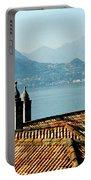 Villa Monastero Rooftop And Lake Como Portable Battery Charger
