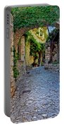 Village Lane Provence France Portable Battery Charger