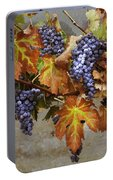 Vineyard Splendor Portable Battery Charger