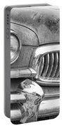 Vintage 1951 Nash Ambassador Front End 2 Bw Portable Battery Charger