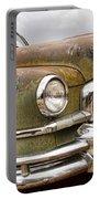Vintage 1951 Nash Ambassador Front End Portable Battery Charger