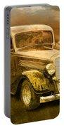 Vintage Automobile No.007 Portable Battery Charger