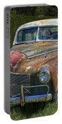 Vintage Automobile No.0488 Portable Battery Charger