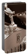 Vintage Rolls Royce 1 Portable Battery Charger