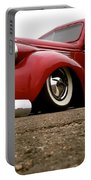 Vintage Style Hot Rod Truck Portable Battery Charger