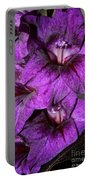 Violet Glads Portable Battery Charger