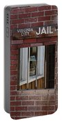 Virginia City Nevada Jail Portable Battery Charger