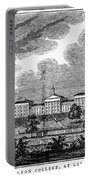Virginia: College, 1856 Portable Battery Charger