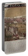 Visscher: London, 1650 Portable Battery Charger