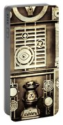 Vulcan Steel  Steampunk Metalworks Portable Battery Charger
