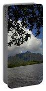 Waiahole Beach Park Portable Battery Charger by Mark Gilman