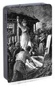 Wales: Rebecca Riots, 1843 Portable Battery Charger