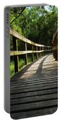 Walk This Way To Nature Portable Battery Charger